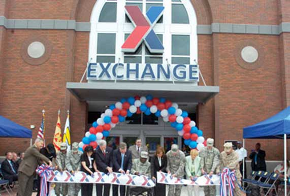 army air force exchange services aafes Aafes - army and air force exchange service - europe newcomers to europe are often surprised to discover that they have hardly left home as far as shopping is concerned.